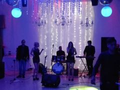Boda con Banda de COVERS