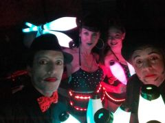Circus Night en MI Club